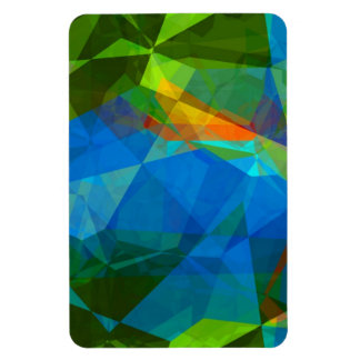 Abstract Polygons 39 Magnet