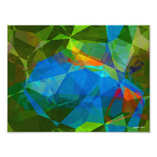 Abstract Polygons 39 Photograph