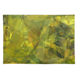 Abstract Polygons 3 Placemat