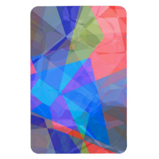 Abstract Polygons 42 Magnet