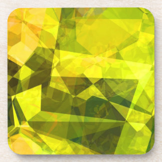 Abstract Polygons 4 Coaster