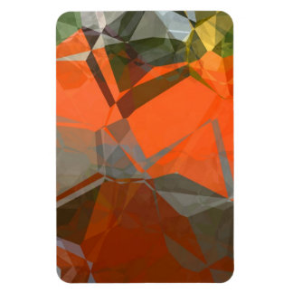 Abstract Polygons 57 Magnet