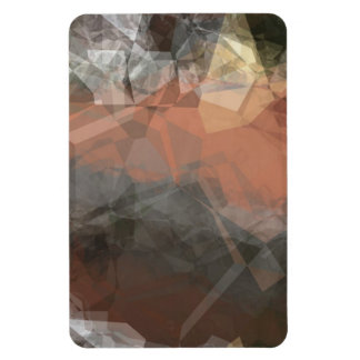 Abstract Polygons 64 Magnet