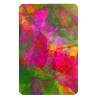 Abstract Polygons 6 Magnet