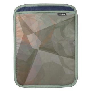 Abstract Polygons 70 iPad Sleeve