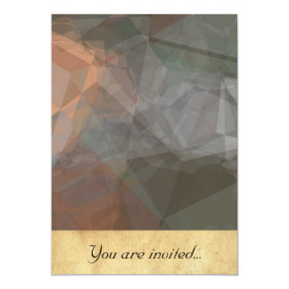Abstract Polygons 71 Card