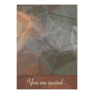 Abstract Polygons 71 Personalized Invites