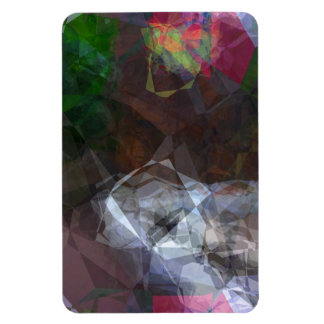 Abstract Polygons 79 Magnet