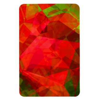 Abstract Polygons 9 Magnet