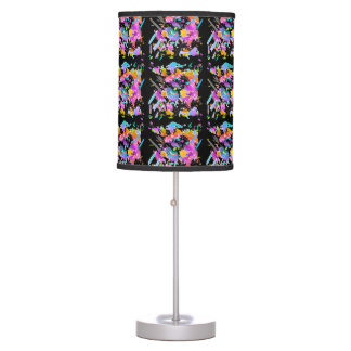 Abstract Pop Art Lamp