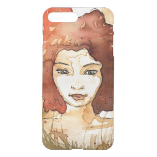 Abstract portrait 3 iPhone 8 plus/7 plus case