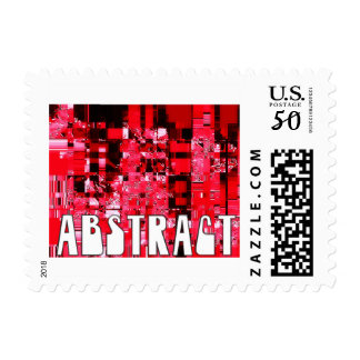 ABSTRACT POSTAGE