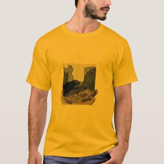 Abstract Prairie Vole Tee