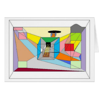 Abstract Prism (card) Card