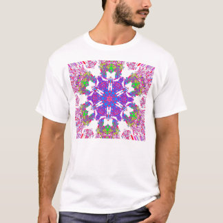 Abstract Psychedelic Kaleidoscope T-Shirt