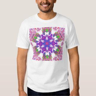 Abstract Psychedelic Kaleidoscope Tshirts