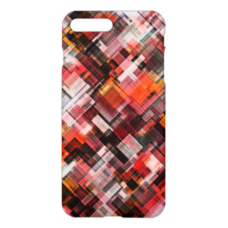 Abstract Public garden iPhone 8 Plus/7 Plus Case