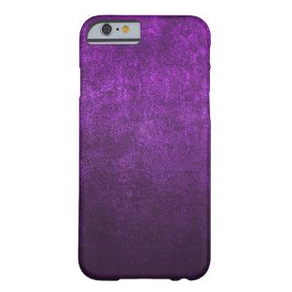 Abstract Purple Background Or Paper With Bright Barely There iPhone 6 Case