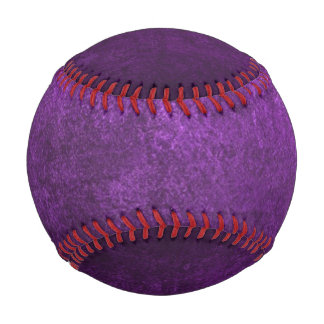 Abstract Purple Background Or Paper With Bright Baseball