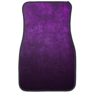 Abstract Purple Background Or Paper With Bright Car Mat
