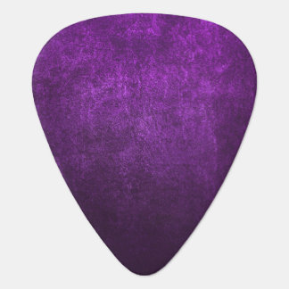 Abstract Purple Background Or Paper With Bright Guitar Pick