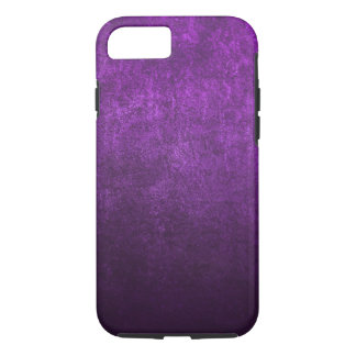 Abstract Purple Background Or Paper With Bright iPhone 7 Case