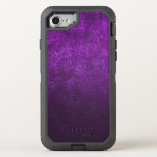 Abstract Purple Background Or Paper With Bright OtterBox Defender iPhone 7 Case