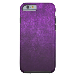 Abstract Purple Background Or Paper With Bright Tough iPhone 6 Case