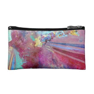 Abstract Purple Bag