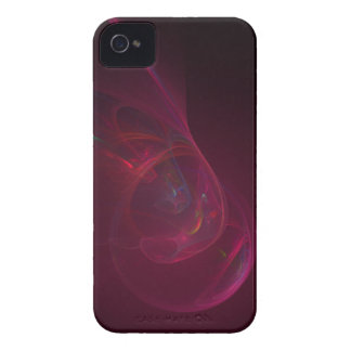 Abstract Purple Blackberry Bold case