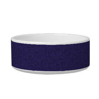 Abstract Purple Bowl