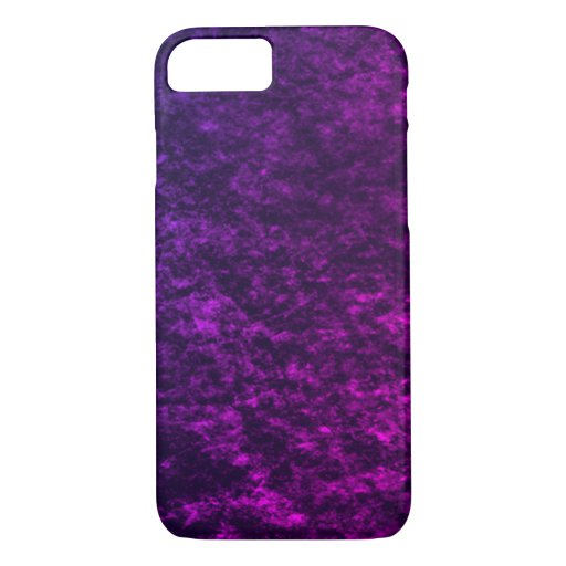 Abstract Purple  iPhone Case