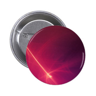Abstract Purple Light Wave Button