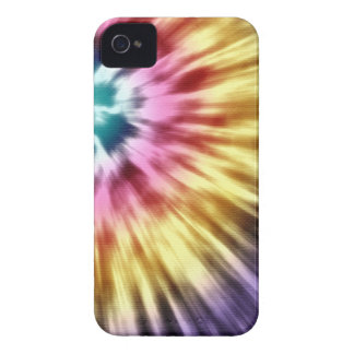 Abstract Purple Tie Dye Case-Mate iPhone 4 Case