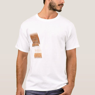 Abstract Quills T-Shirt