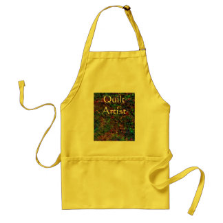 Abstract Quilt Adult Apron