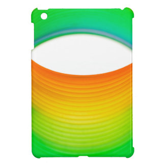 Abstract Rainbow Eye Macro Toy Tablet Case iPad Mini Case