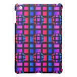 Abstract Rainbow Marble iPad Mini Cases