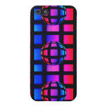 Abstract Rainbow Marble iPhone 5/5S Cover