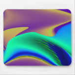 Abstract Rainbow Mousepads