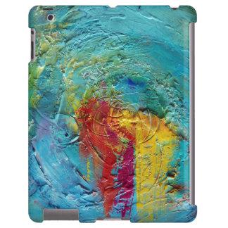 Abstract Rainbows Textured Case