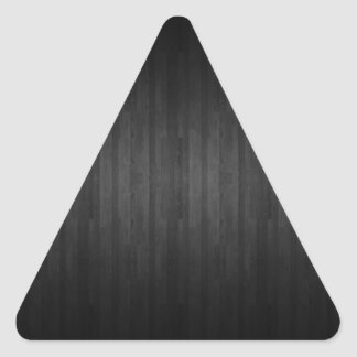 Abstract Raw Metal Effect Triangle Sticker