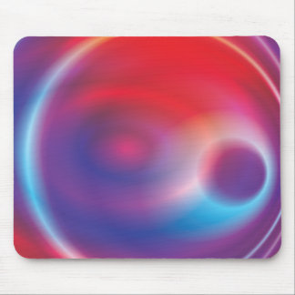 Abstract Ray of Light Mouse Pad