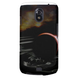 Case-Mate Samsung Galaxy Nexus Barely There Case with Doberman Pinscher Phone Cases design