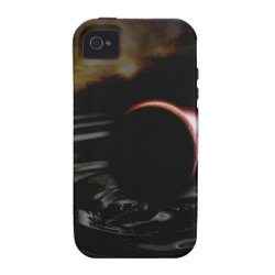 Abstract Realm Vibe iPhone 4 Case