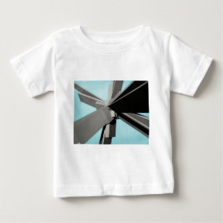Abstract Rectangular Slabs Baby T-Shirt