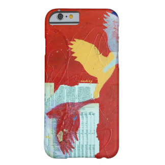 Abstract Red Birds Phone Case iPhone 5 Case