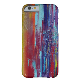 Abstract Red Colorful Phone Case iPhone 5 Case