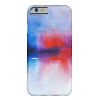 Abstract Red Purple Blue Phone Case iPhone 5 Case