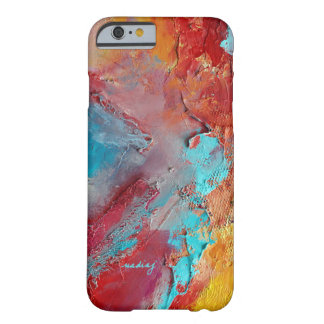 Abstract Red Textured Phone Case iPhone 5 Cover